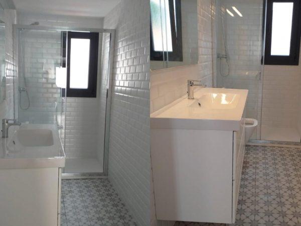 Reforma integral de baño de Projectes Dekor
