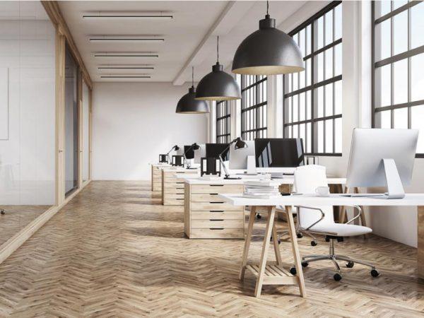 Reforma de oficina o local por Projectes Dekor