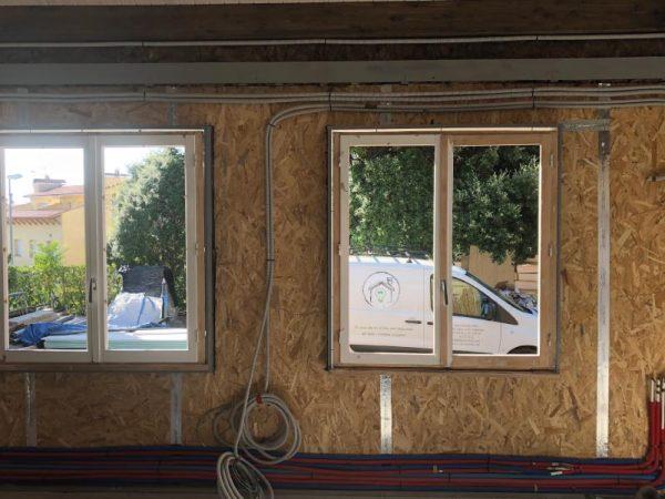 Ventanas de PVC y aluminio con Projectes Dekor